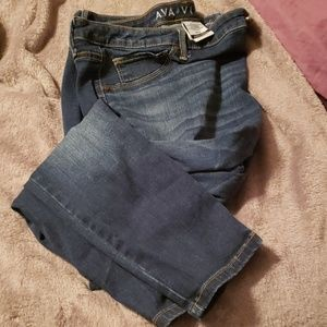 Cropped jeggings